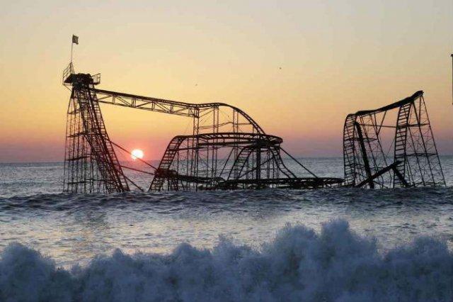 Cele mai frumoase locuri abandonate din lume - Poza 8
