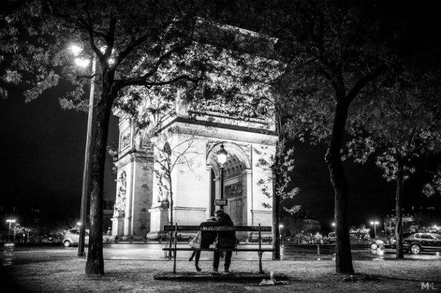 Dragoste stradala: Momente romantice, pe strazile cenusii - Poza 6