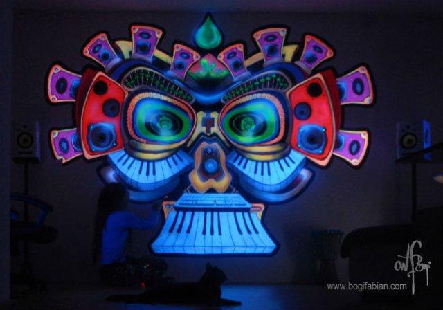 Magia noptii: Cand luminile se sting, peretii prind viata - Poza 10