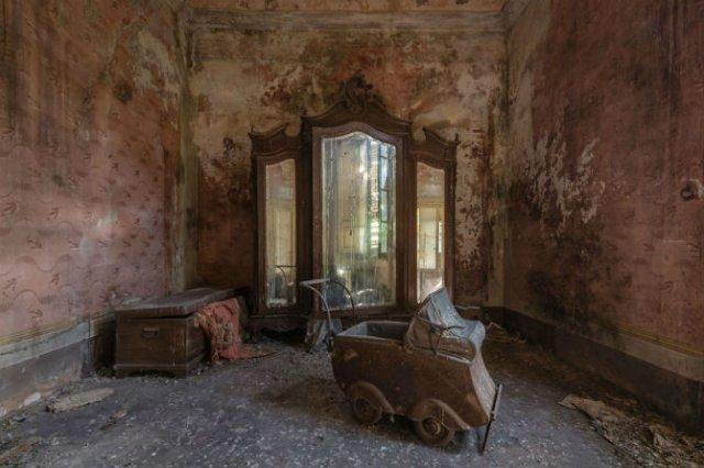 Locuri abandonate, in poze superbe - Poza 15