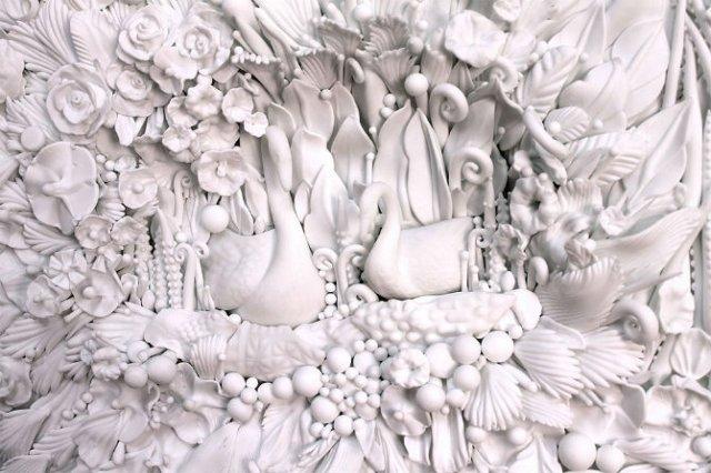 Sculpturi din sticla presata, de Amber Cowan - Poza 3