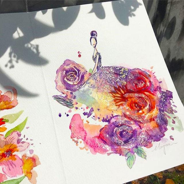 Fantezie si creativitate cu lac de unghii - Poza 4