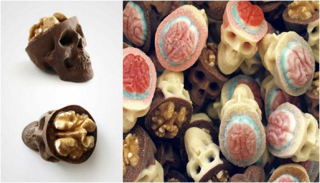 Arta, dulce arta: Creatii delicioase din ciocolata - Poza 19