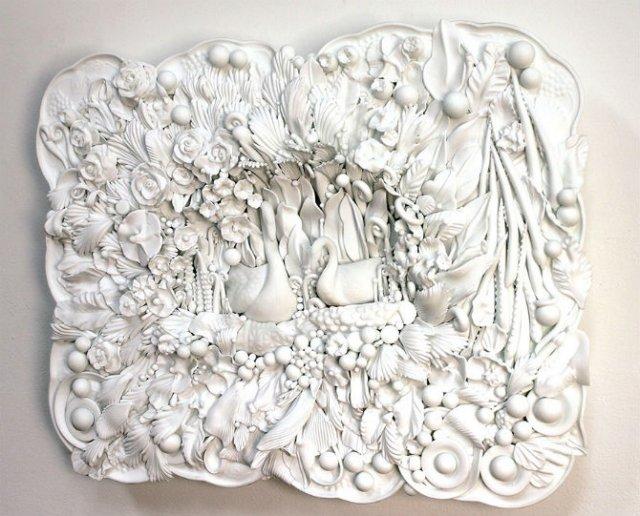 Sculpturi din sticla presata, de Amber Cowan - Poza 4