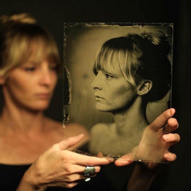 O juxtapunere a timpului: Portrete vintage superbe - Poza 6