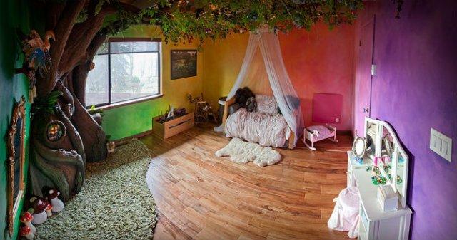 Camera inspirata din povestile cu zane - Poza 7