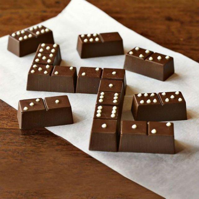Arta, dulce arta: Creatii delicioase din ciocolata - Poza 16