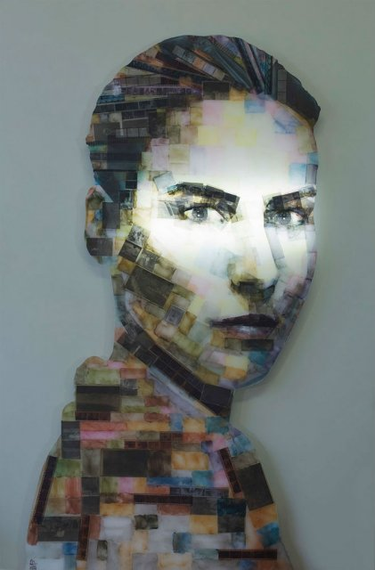 Portrete din negative, de Nick Gentry - Poza 2