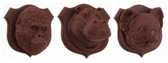 Arta, dulce arta: Creatii delicioase din ciocolata - Poza 13