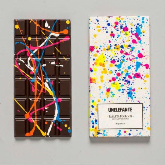 Arta, dulce arta: Creatii delicioase din ciocolata - Poza 14