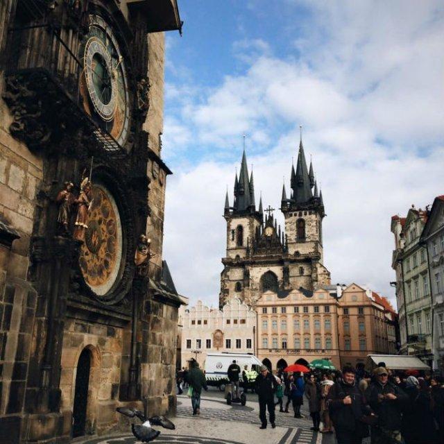 Praga, in ipostaze superbe - Poza 3