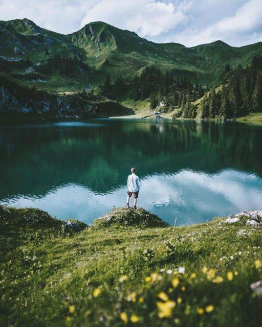 Splendoarea naturii, prin ochii unui tanar - Poza 1