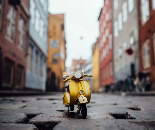 Explorand lumea cu autovehicule in mininatura - Poza 14