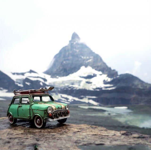 Explorand lumea cu autovehicule in mininatura - Poza 13