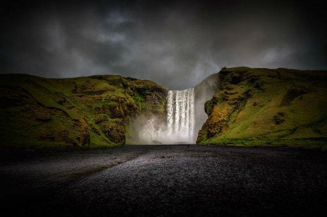 Frumusetea poetica a Islandei, in poze superbe - Poza 9