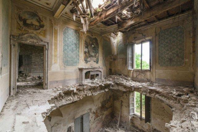 Locuri abandonate, in poze superbe - Poza 14