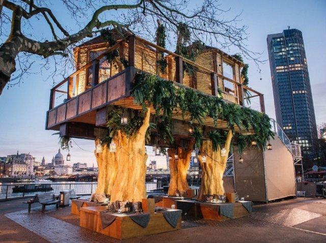 O varianta luxoasa a Africii de Sud, in centrul Londrei - Poza 2