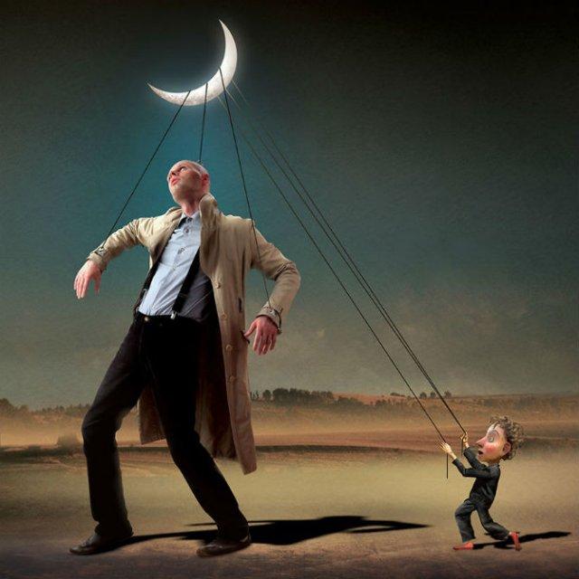 Partea intunecata a societatii moderne in ilustratii controversate - Poza 2