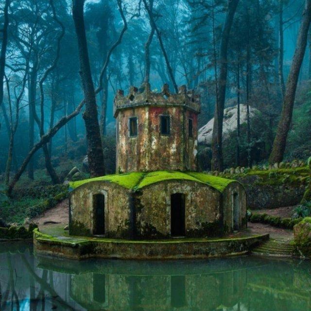Frumusetea celor mai bizare locuri din lume - Poza 14