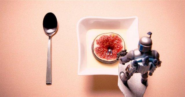Hollyfood: Cand dulciurile si filmele se intalnesc