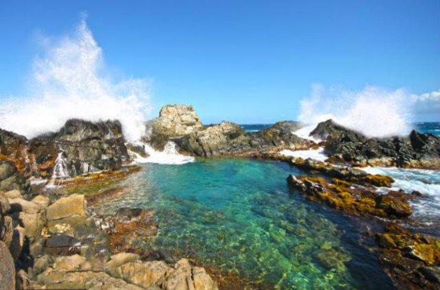 Cele mai frumoase piscine naturale din lume - Poza 9