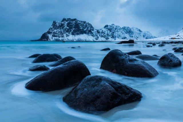 Un strop din frumusetea Norvegiei, in poze uluitoare - Poza 2