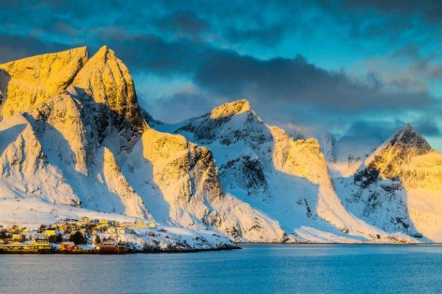 Un strop din frumusetea Norvegiei, in poze uluitoare - Poza 4