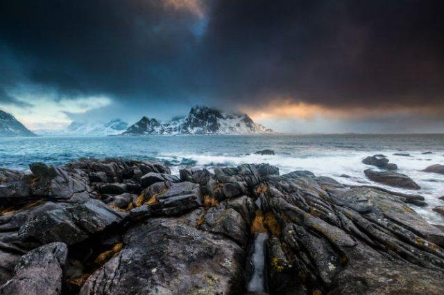 Un strop din frumusetea Norvegiei, in poze uluitoare - Poza 5