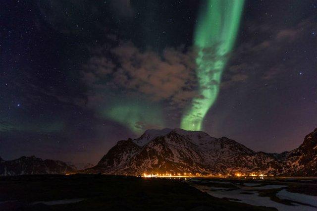 Un strop din frumusetea Norvegiei, in poze uluitoare - Poza 6