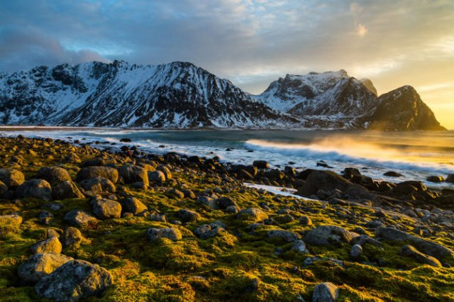 Un strop din frumusetea Norvegiei, in poze uluitoare - Poza 7