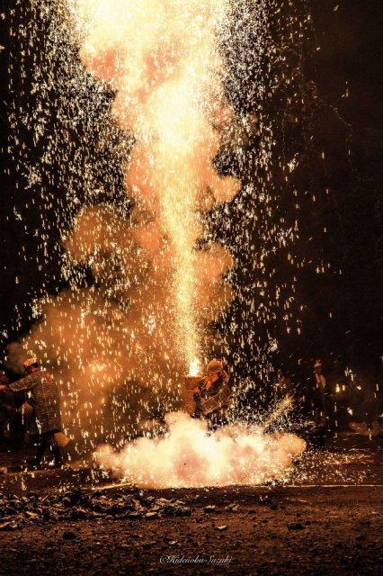 Festivalul Artificiilor: Traditiile explozive ale japonezilor - Poza 20
