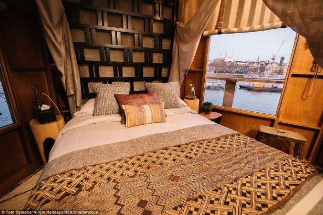 O varianta luxoasa a Africii de Sud, in centrul Londrei - Poza 8