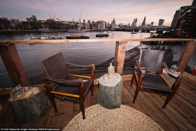 O varianta luxoasa a Africii de Sud, in centrul Londrei - Poza 4