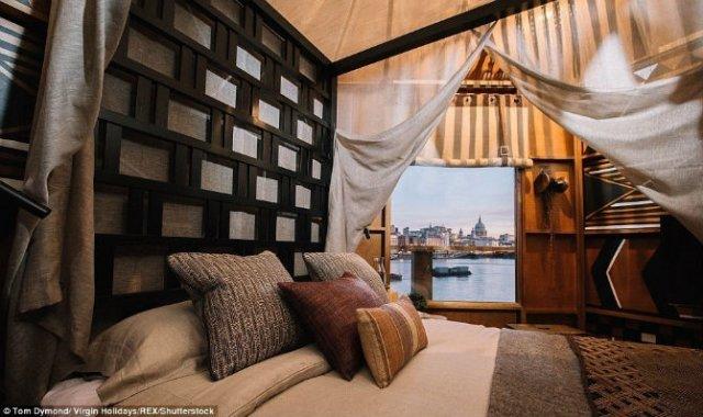 O varianta luxoasa a Africii de Sud, in centrul Londrei - Poza 5