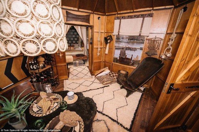 O varianta luxoasa a Africii de Sud, in centrul Londrei - Poza 6