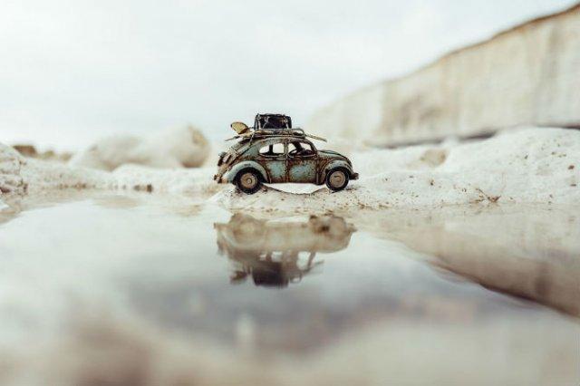 Explorand lumea cu autovehicule in mininatura - Poza 11