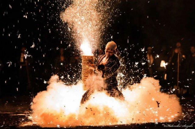 Festivalul Artificiilor: Traditiile explozive ale japonezilor - Poza 19