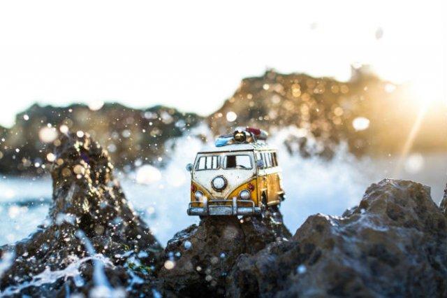 Explorand lumea cu autovehicule in mininatura - Poza 8