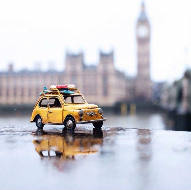 Explorand lumea cu autovehicule in mininatura