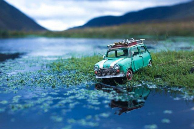 Explorand lumea cu autovehicule in mininatura - Poza 3