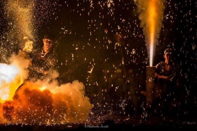 Festivalul Artificiilor: Traditiile explozive ale japonezilor - Poza 18