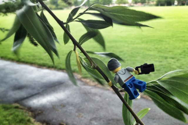Aventurile unui omulet Lego prin Londra - Poza 19
