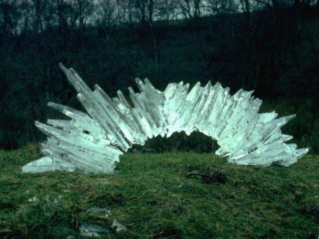 Ansambluri artistice cu resturi din natura - Poza 20