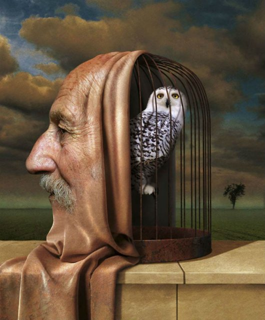 Partea intunecata a societatii moderne in ilustratii controversate - Poza 18