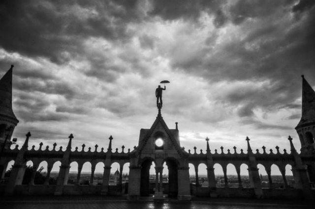 Echilibristica in Budapesta: Un balans intre limitele mentale - Poza 1