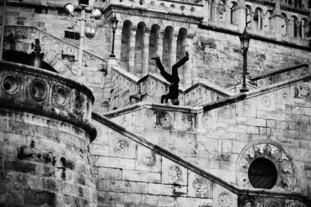 Echilibristica in Budapesta: Un balans intre limitele mentale - Poza 10