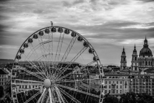 Echilibristica in Budapesta: Un balans intre limitele mentale - Poza 2