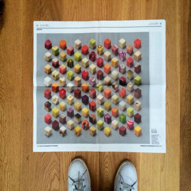 Cuburi comestibile pentru perfectionisti - Poza 5