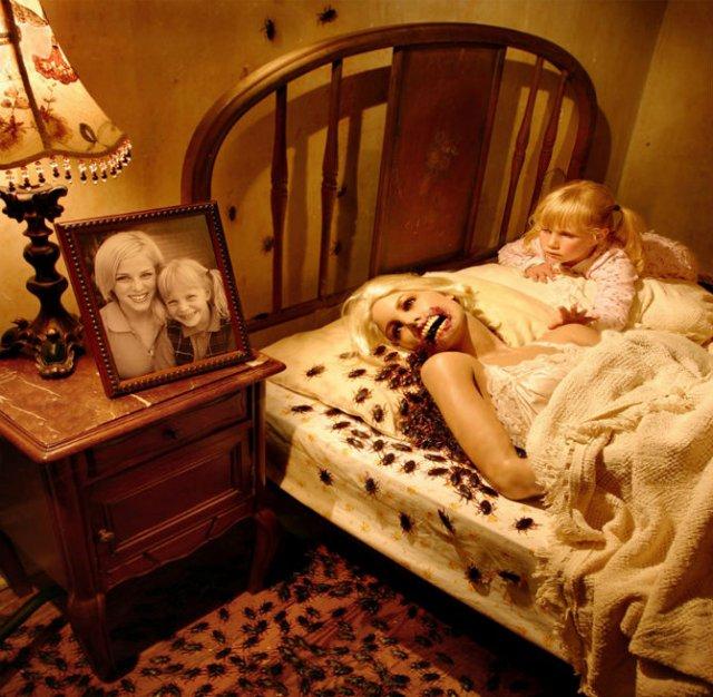 Fricile copilariei, in poze de groaza - Poza 9