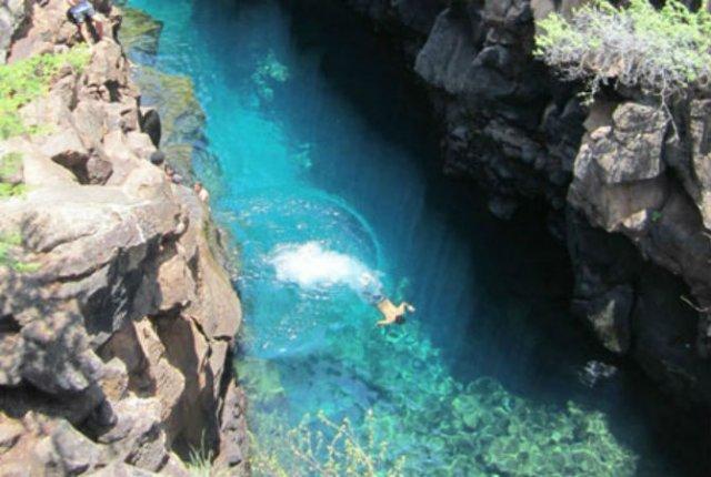 Cele mai frumoase piscine naturale din lume - Poza 1